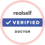 Realself Verified Doctor logo
